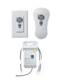 Combo Remote Control Kit, Non Dimming, Fluorescent
