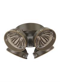 Four Light Ceiling Fan Light Kit