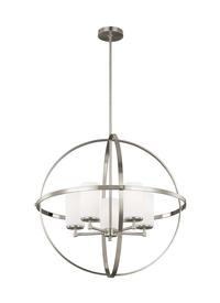 Five Light Chandelier