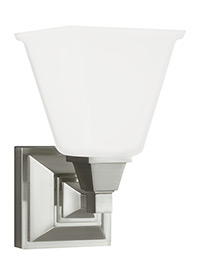 One Light Wall / Bath Sconce