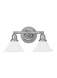 Two Light Wall / Bath