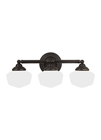 Three Light Wall / Bath