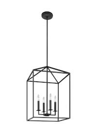 Medium Four Light Hall / Foyer