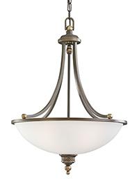 Three Light Pendant