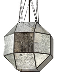 Large Four Light Pendant