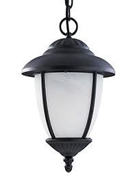 One Light Outdoor Pendant