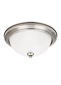 One Light Ceiling Flush Mount
