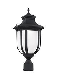 LED Outdoor Post Lantern