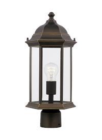 Medium One Light Outdoor Post Lantern