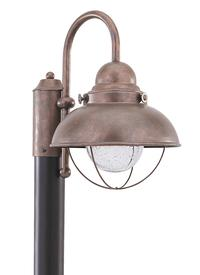 LED Outdoor Post Lantern