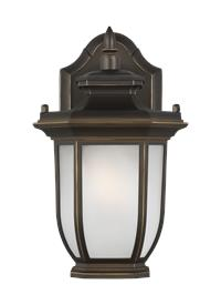 Extra Small One Light Outdoor Wall Lantern