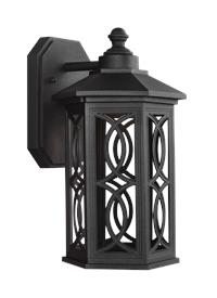 Small LED Outdoor Wall Lantern