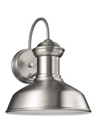 Small One Light Outdoor Wall Lantern