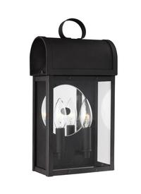 Two Light Outdoor Wall Lantern