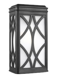 Medium One Light Outdoor Wall Lantern
