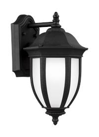 Medium One Light Outdoor Wall Lantern