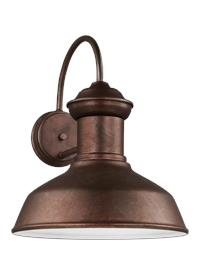 Large One Light Outdoor Wall Lantern