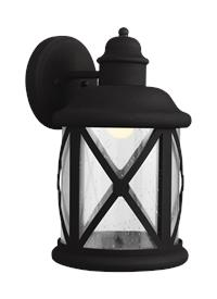 Large LED Outdoor Wall Lantern