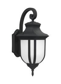 Large LED Outdoor Wall Lantern