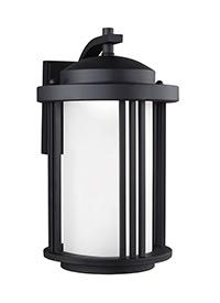 Medium LED Outdoor Wall Lantern
