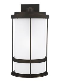 Extra Large One Light Outdoor Wall Lantern