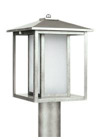 One Light Outdoor Post Lantern
