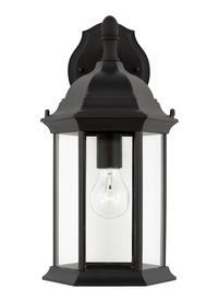 Medium One Light Downlight Outdoor Wall Lantern