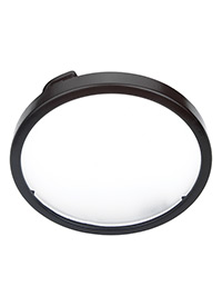 Xenon Disk Light Diffuser Trim