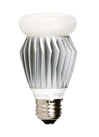 8w 120V A19 Medium Base LED 3000K