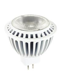 7w 12V MR16 GU5.3 Bi-Pin Base LED 2700K NFL 30