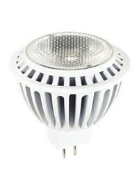 7w 12V MR16 GU5.3 Bi-Pin Base LED 2700K FL 45