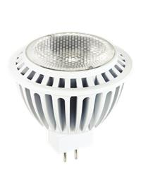 7w 12V MR16 GU5.3 Bi-Pin Base LED 3000K NFL 30