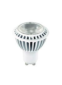 7w 120V MR16 GU10 Base LED 3000K FL 45