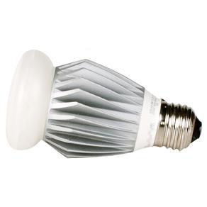 8w 120V A19 Medium Base LED 4000K