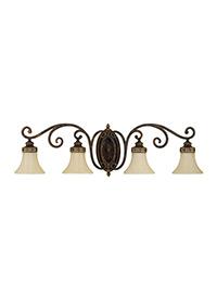 Four Light Vanity Fixture