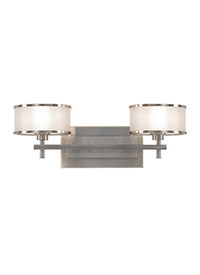 Two Light Vanity Fixture