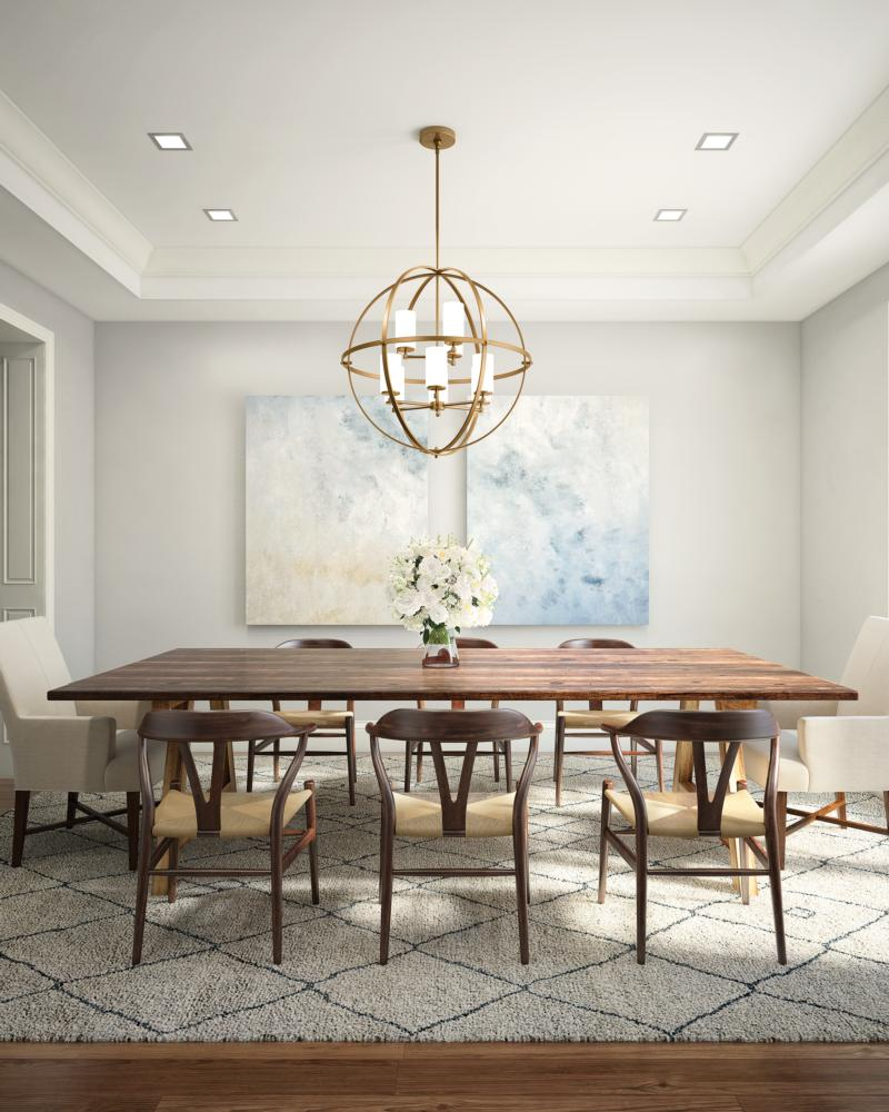 Traverse_Unlimited_Square_SatinNickel_DiningRoom