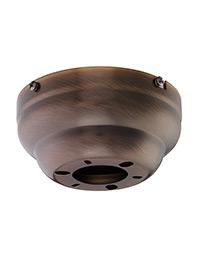 Flush Mount Ceiling Fan Canopy 1631 829 MSRP 1624