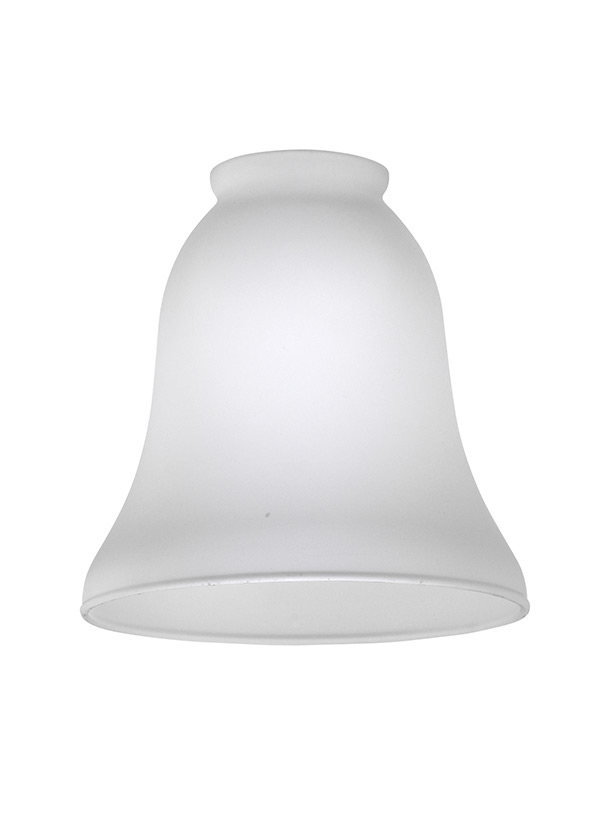 S-GUL 1665-619 GLASS SHADE SATIN