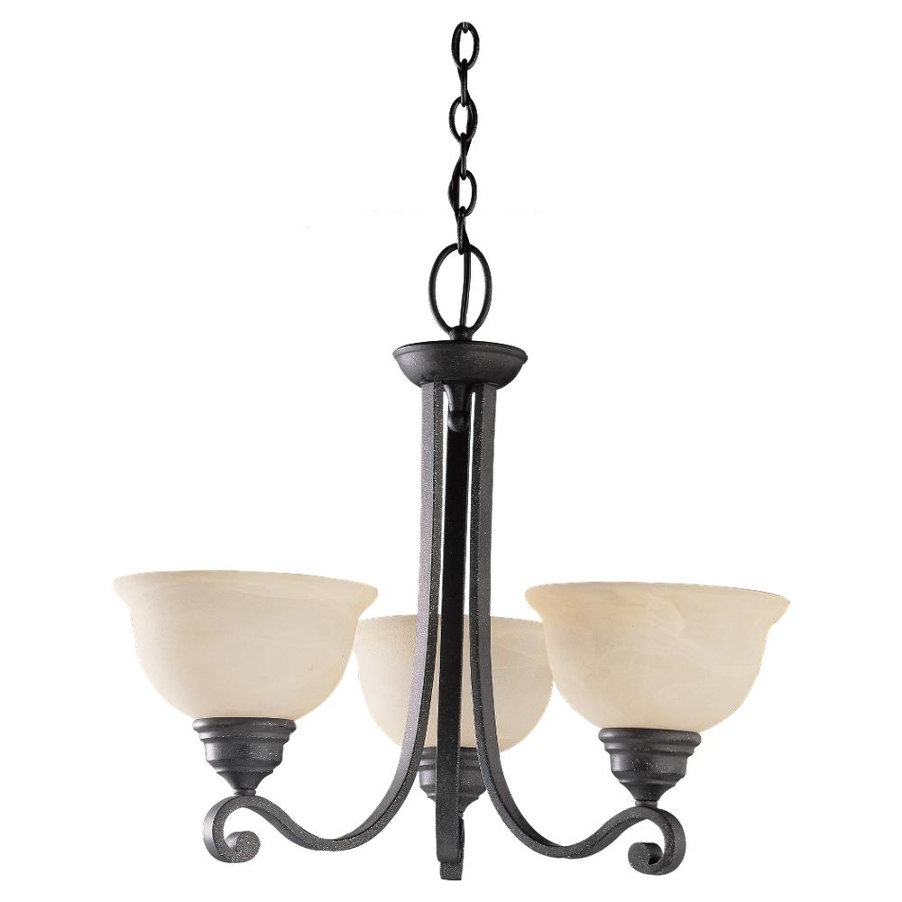 31190 07three light chandelierweathered iron aloadofball Images