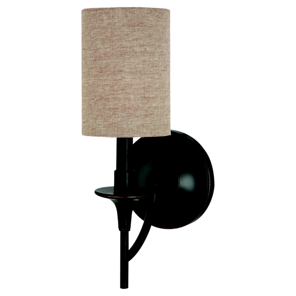 41260 790One Light Wall SconceOil Rubbed Bronze