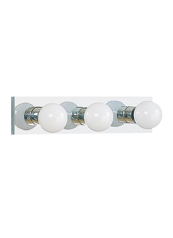 Sea Gull 4737-05 Bar LightLightingCenter StageUl For Damp Location100 Wtt3 Lamps
