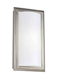 ADA Wall Sconces Collection One Light Bath Sconce 49331BLE 962 MSRP 16926