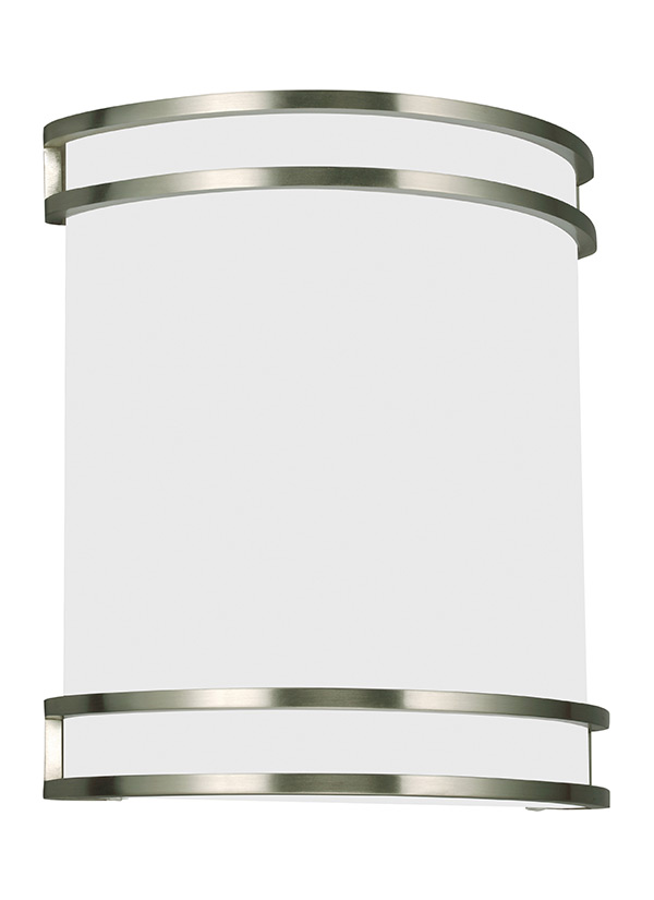 49535l 962two light wall bath sconcebrushed nickel aloadofball Image collections