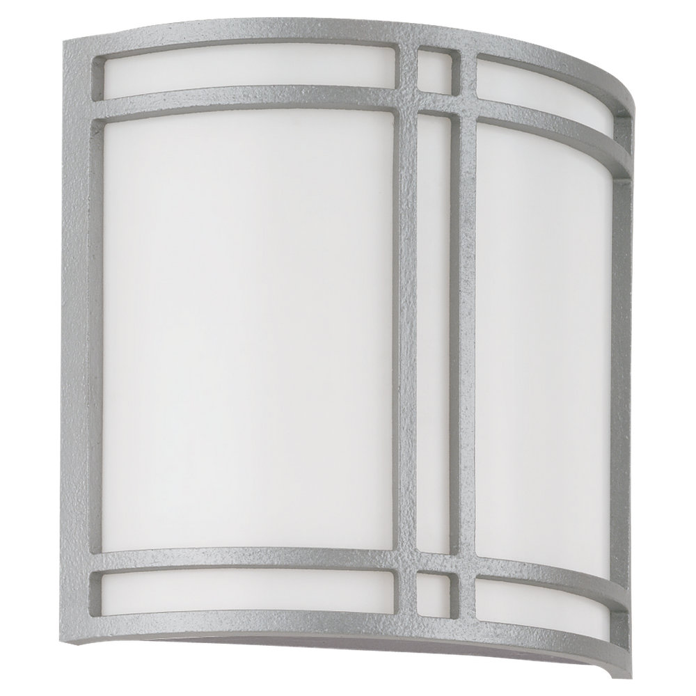 S-GUL 4966-755 13W PEWTER WALL FIXT