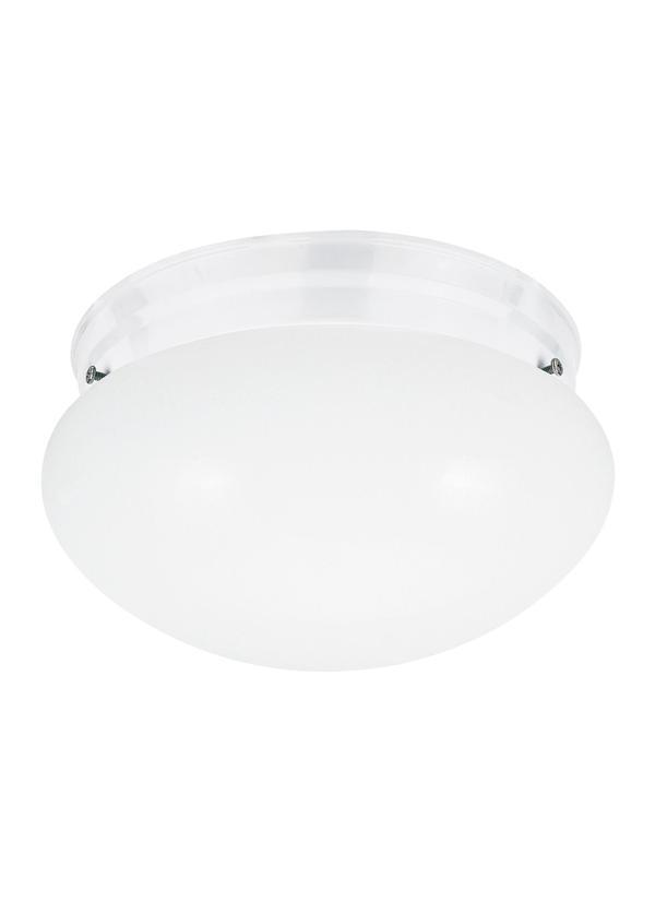 5326 15one light ceiling flush mountwhite aloadofball Choice Image