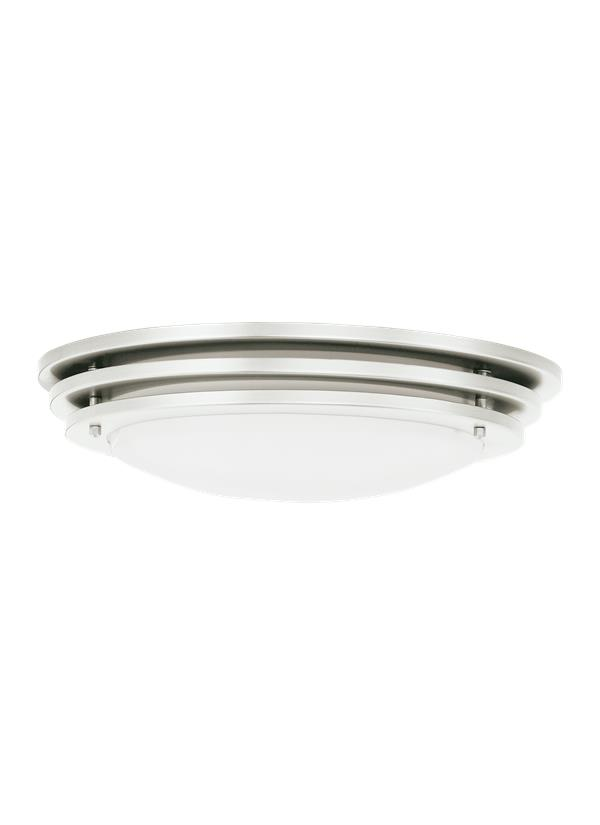 5925091s 962small led ceiling flush mountbrushed nickel aloadofball Gallery