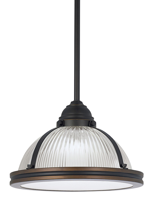 65060 715 One Light Pendant Autumn Bronze