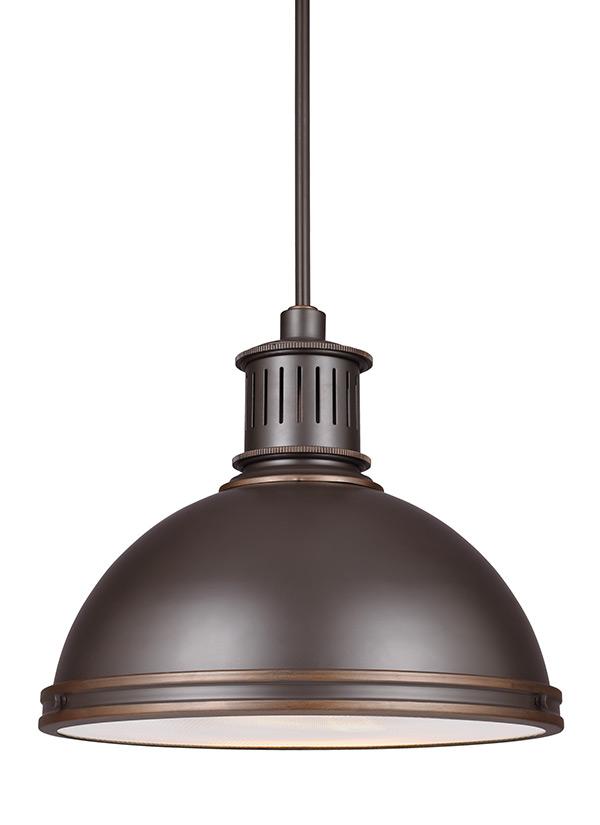 6508791s 715large led light pendantautumn bronze aloadofball Image collections