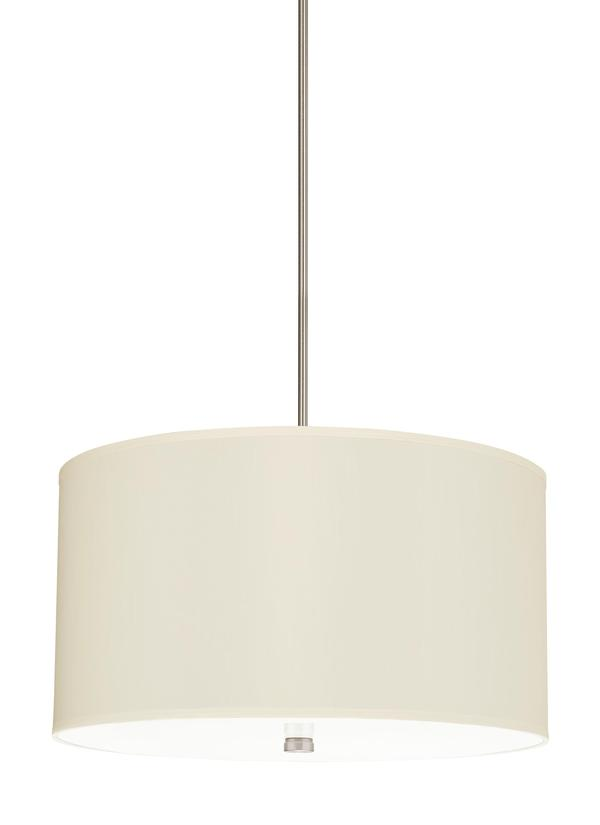 Light Pendant Brushed Nickel